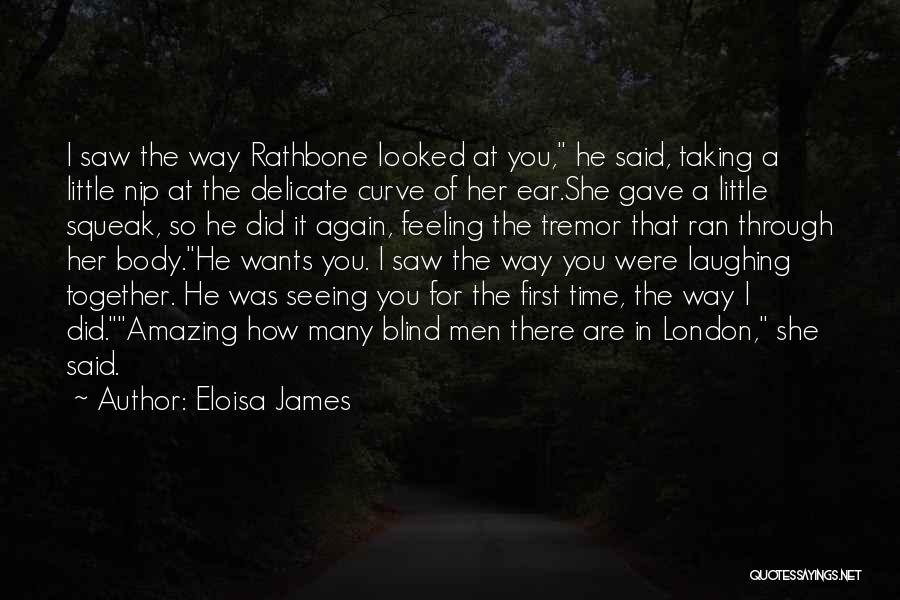 She So Amazing Quotes By Eloisa James