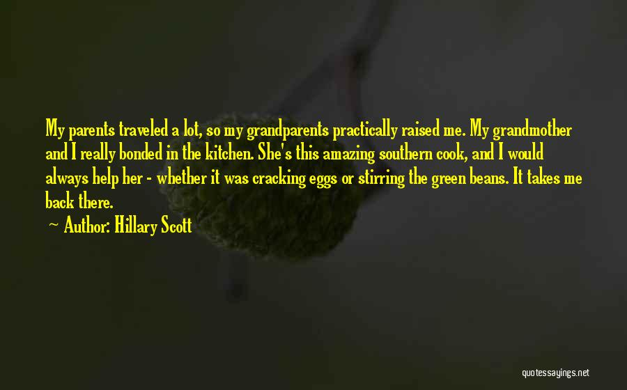 She So Amazing Quotes By Hillary Scott
