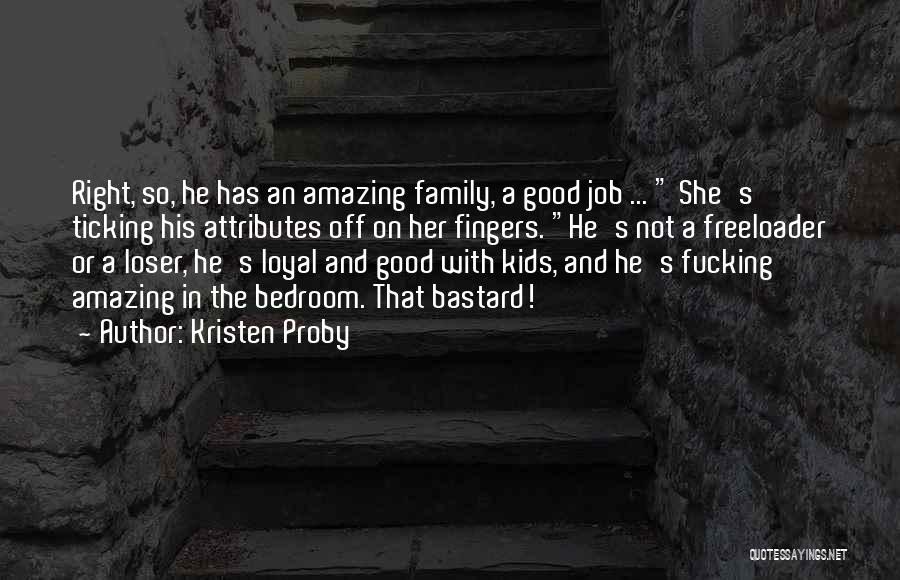 She So Amazing Quotes By Kristen Proby