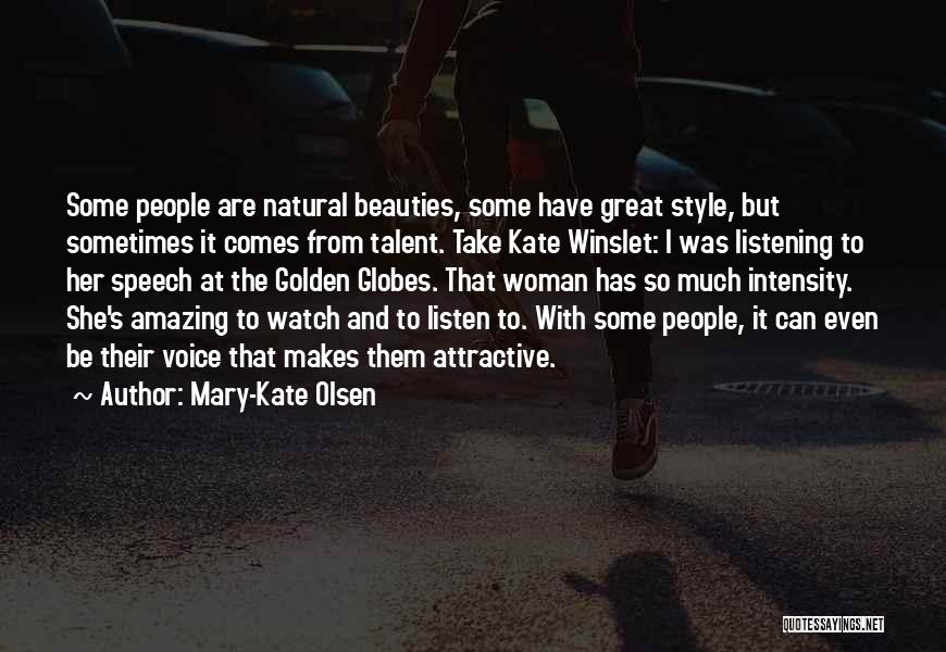 She So Amazing Quotes By Mary-Kate Olsen