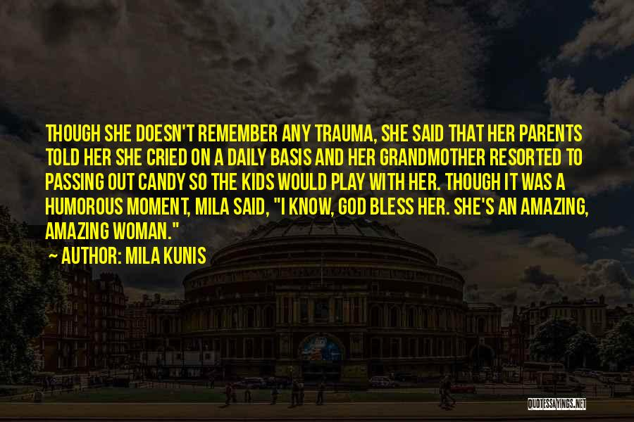 She So Amazing Quotes By Mila Kunis