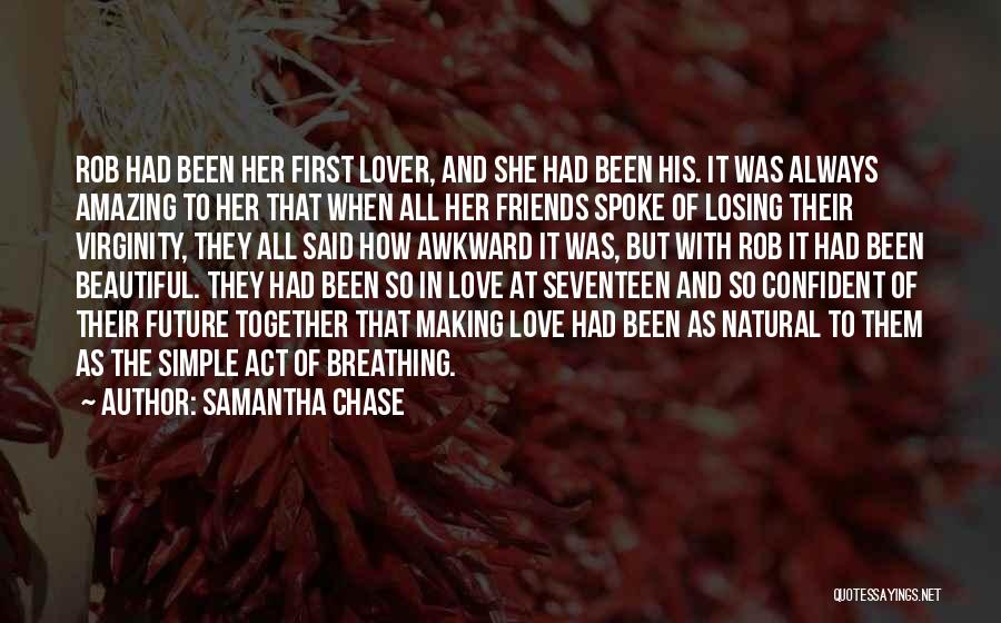 She So Amazing Quotes By Samantha Chase