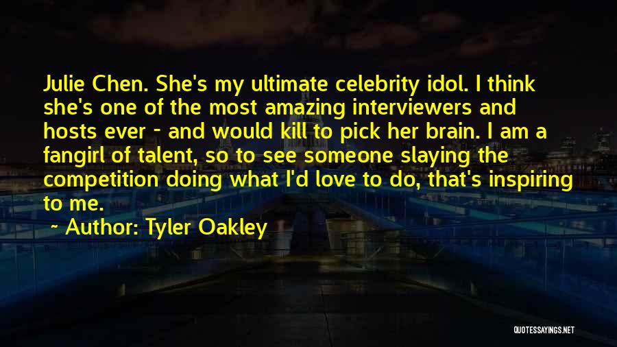 She So Amazing Quotes By Tyler Oakley