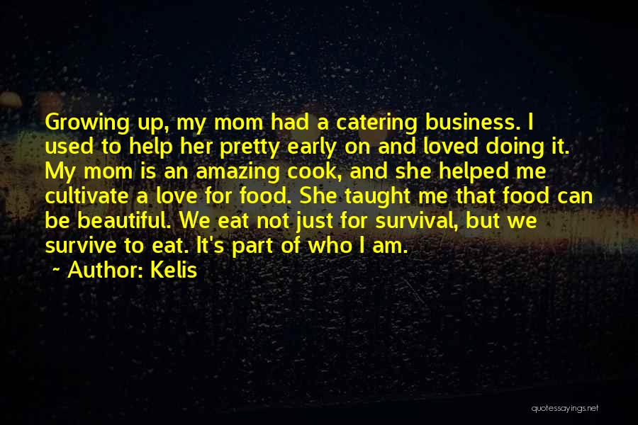 She Used To Love Me Quotes By Kelis