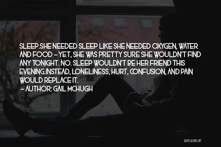 She Was Hurt Quotes By Gail McHugh