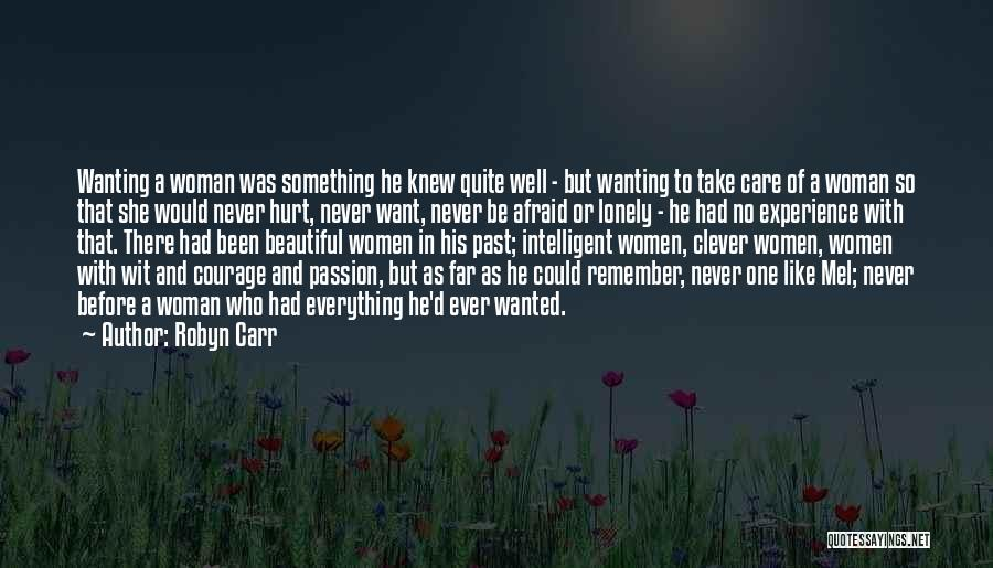 She Was Hurt Quotes By Robyn Carr
