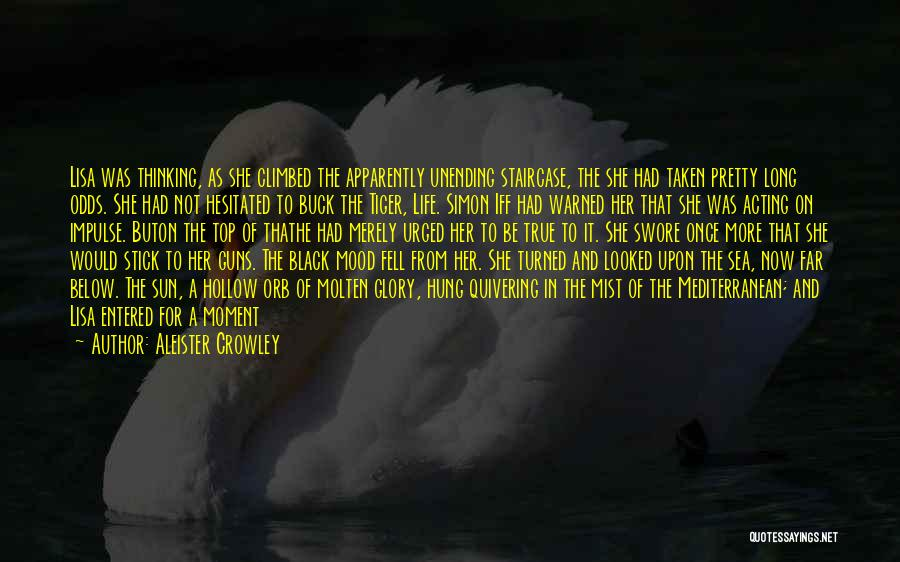 She Was Perfect Quotes By Aleister Crowley