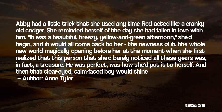She Was Perfect Quotes By Anne Tyler