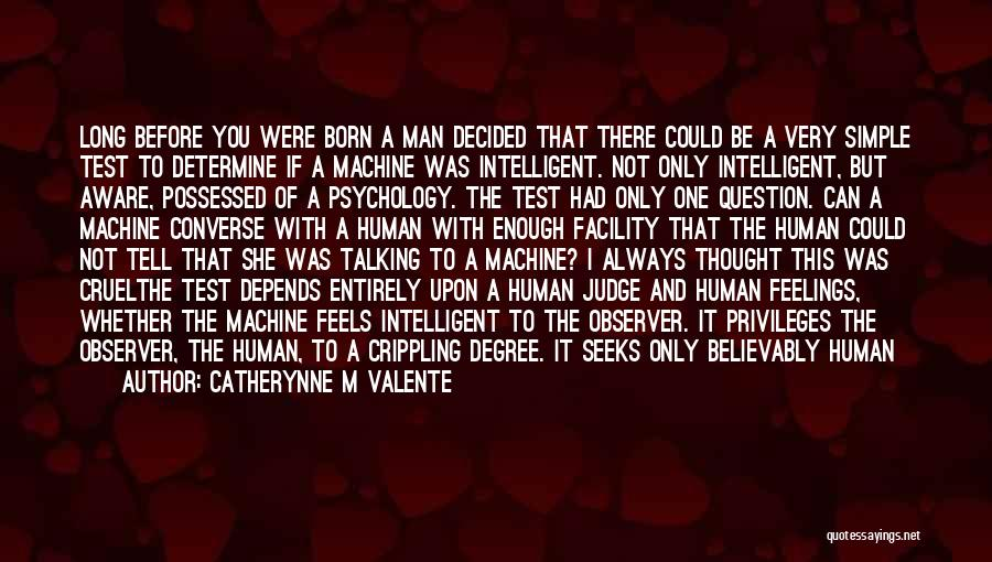 She Was Perfect Quotes By Catherynne M Valente
