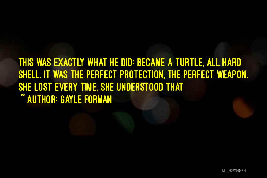 She Was Perfect Quotes By Gayle Forman