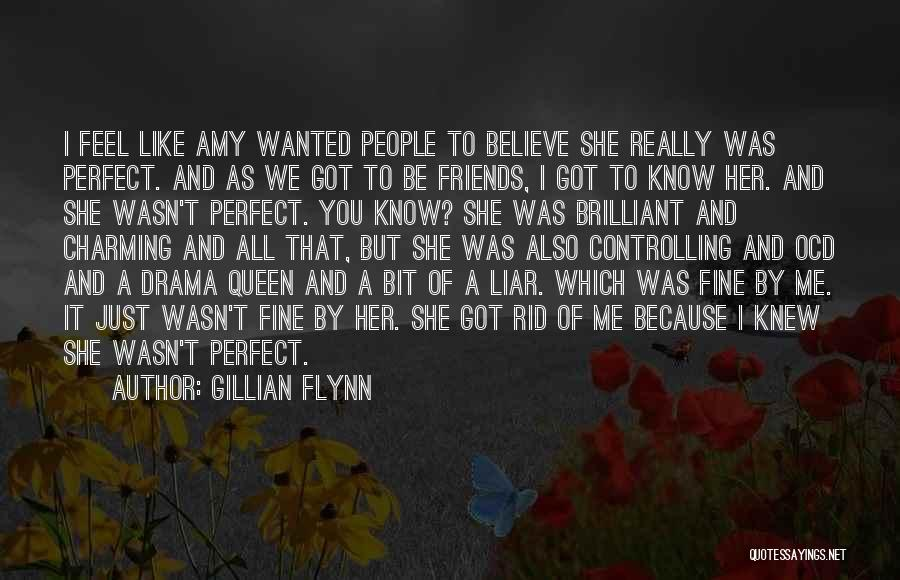 She Was Perfect Quotes By Gillian Flynn