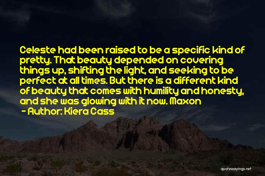 She Was Perfect Quotes By Kiera Cass