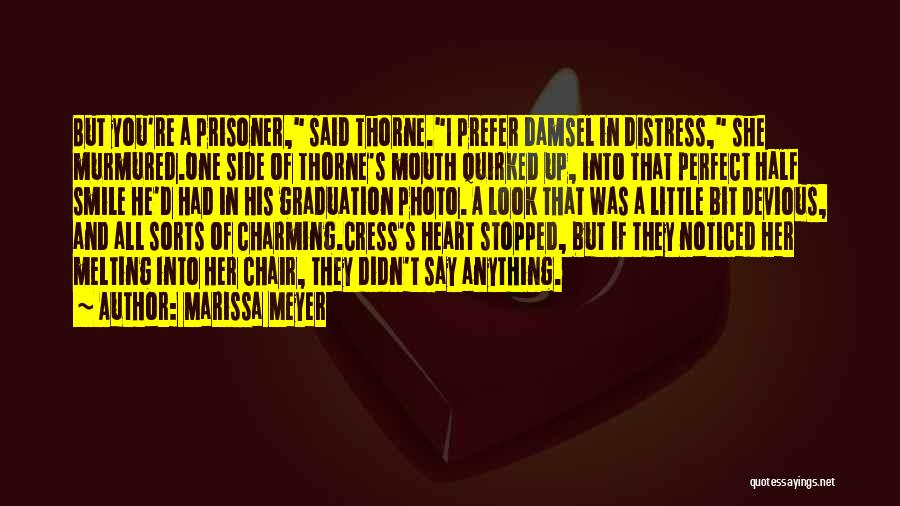 She Was Perfect Quotes By Marissa Meyer