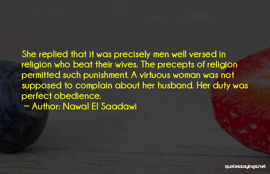 She Was Perfect Quotes By Nawal El Saadawi