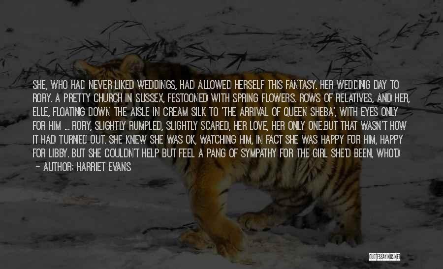 Sheba Quotes By Harriet Evans