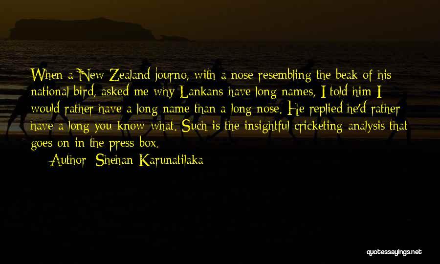 Shehan Karunatilaka Quotes 1303138
