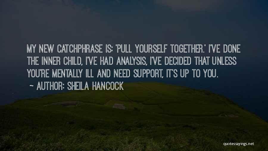 Sheila Hancock Quotes 444825