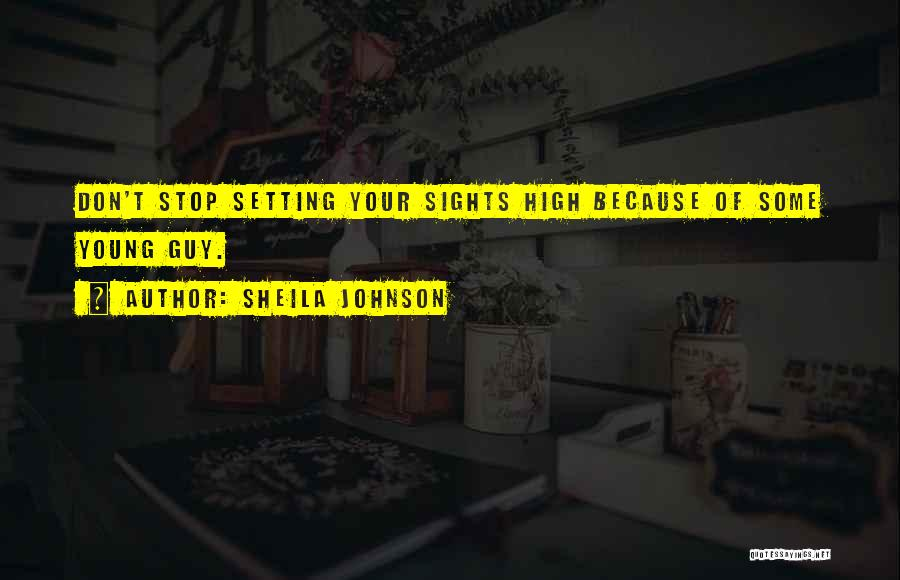 Sheila Johnson Quotes 1090874