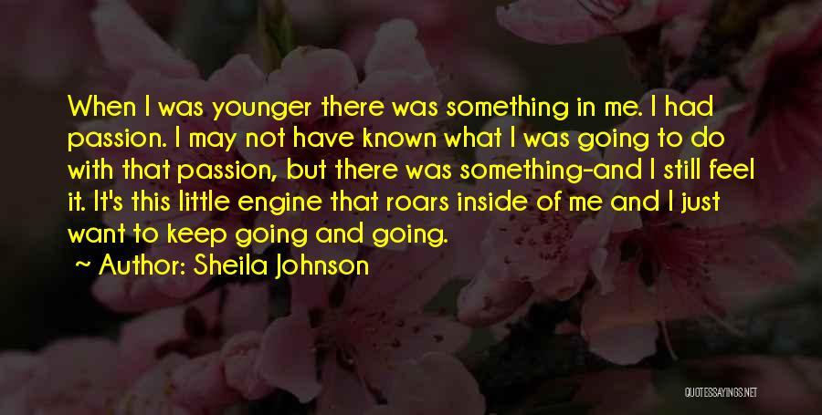 Sheila Johnson Quotes 1533608