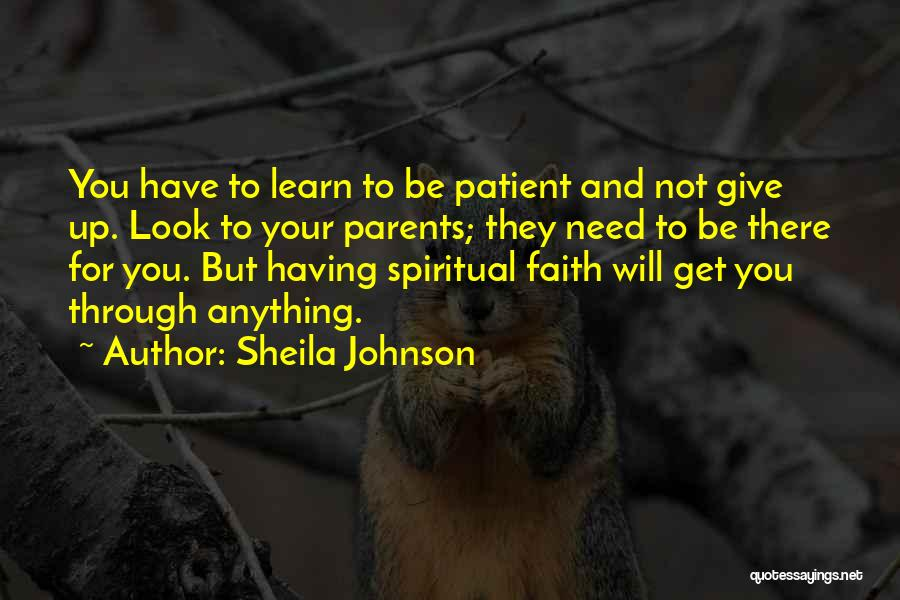 Sheila Johnson Quotes 1663540