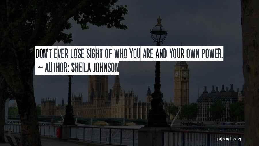 Sheila Johnson Quotes 2228063
