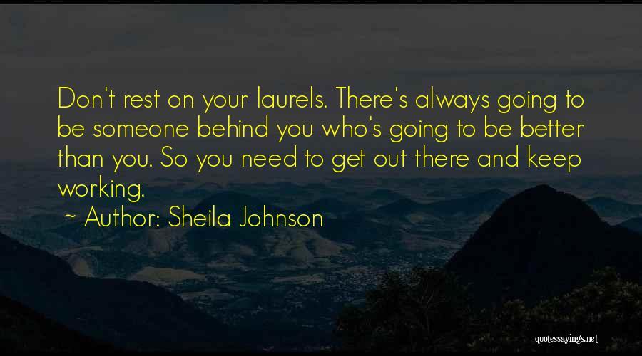 Sheila Johnson Quotes 301988