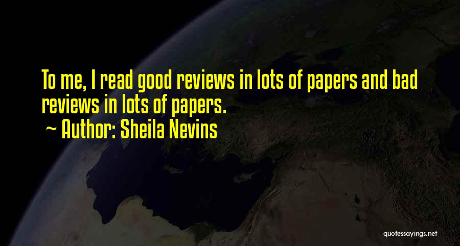 Sheila Nevins Quotes 1238662