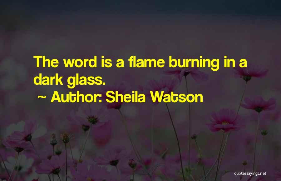Sheila Watson Quotes 1222176
