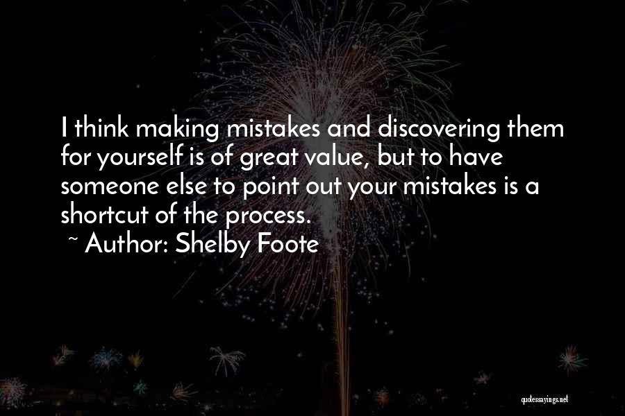 Shelby Foote Quotes 1892119