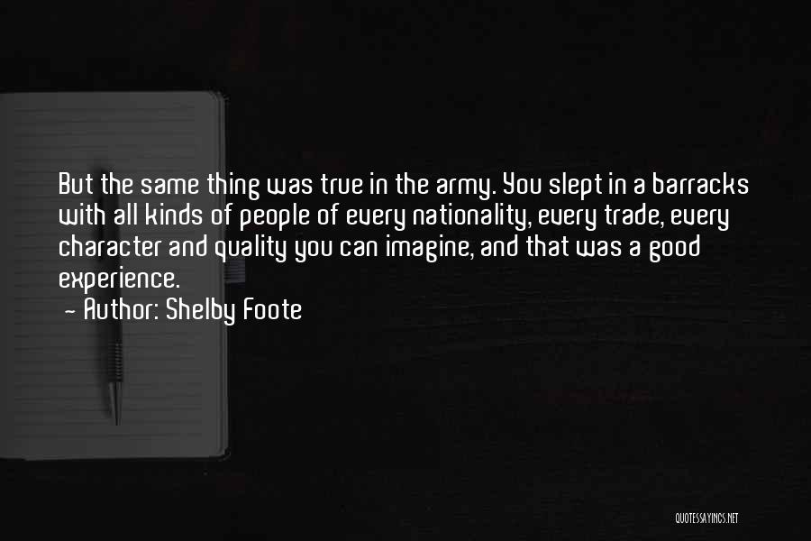 Shelby Foote Quotes 396625