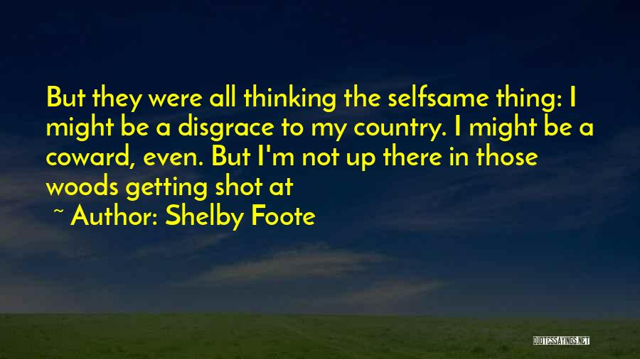 Shelby Foote Quotes 474988