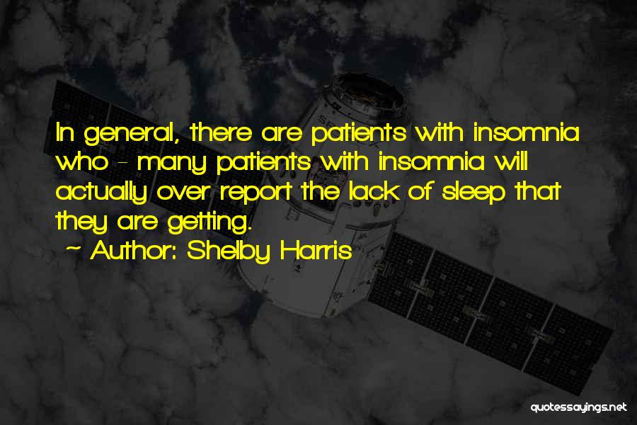 Shelby Harris Quotes 1323725