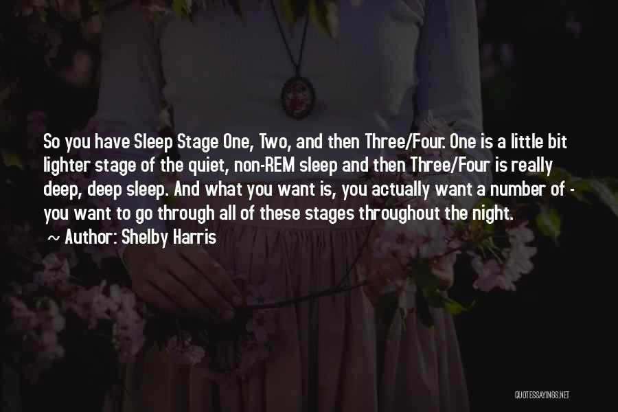 Shelby Harris Quotes 192902