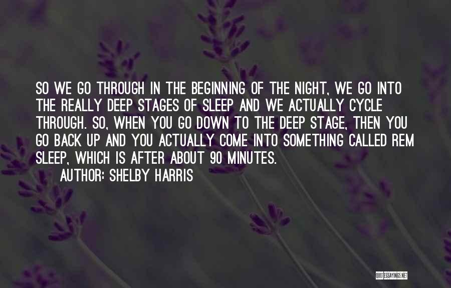 Shelby Harris Quotes 2007372