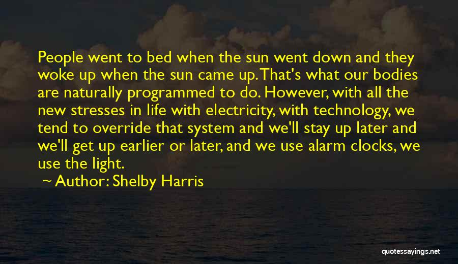 Shelby Harris Quotes 2037005