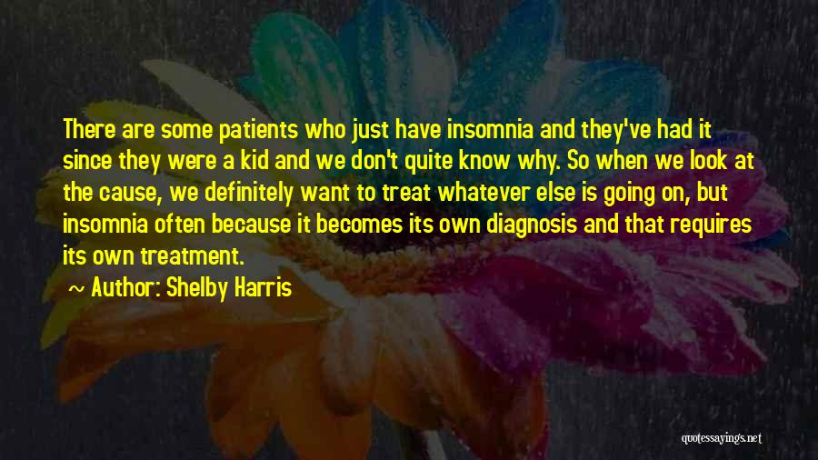 Shelby Harris Quotes 2111927