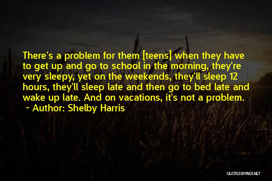 Shelby Harris Quotes 256243