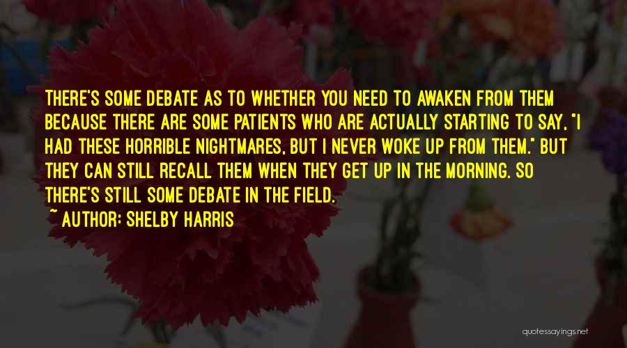 Shelby Harris Quotes 620395
