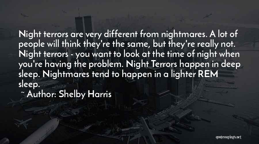 Shelby Harris Quotes 917124