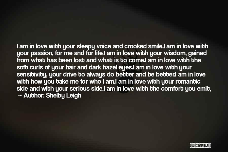 Shelby Leigh Quotes 2203857