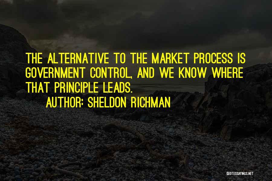 Sheldon Richman Quotes 1184954