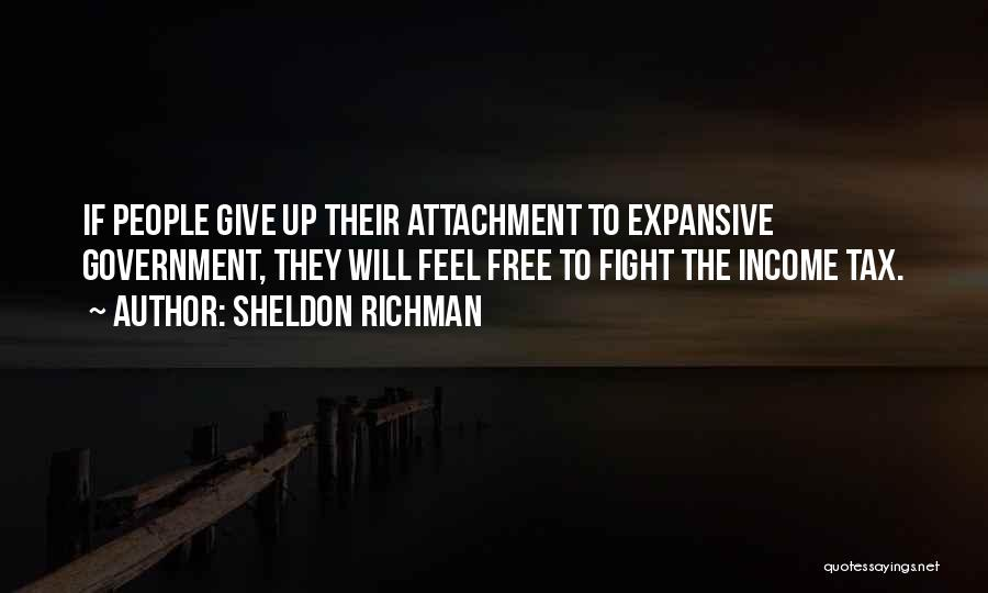 Sheldon Richman Quotes 1219885