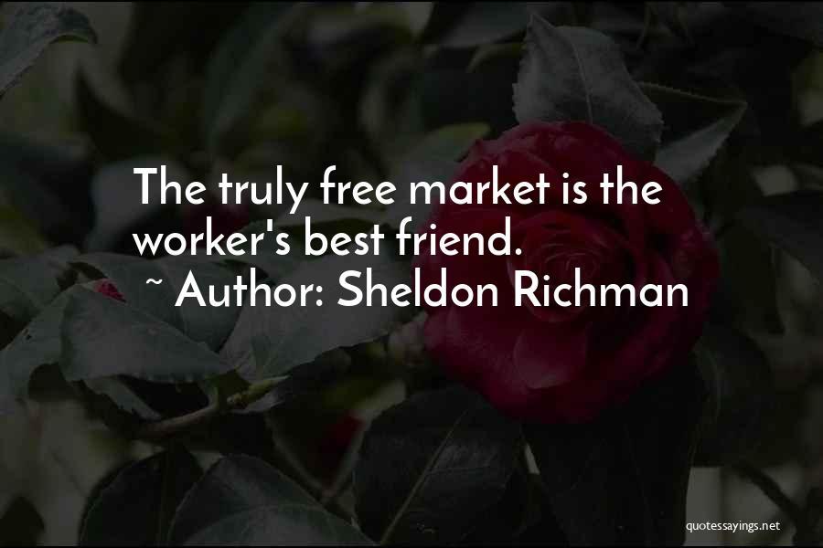 Sheldon Richman Quotes 1327423