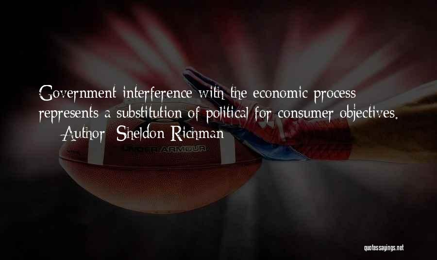 Sheldon Richman Quotes 1475925