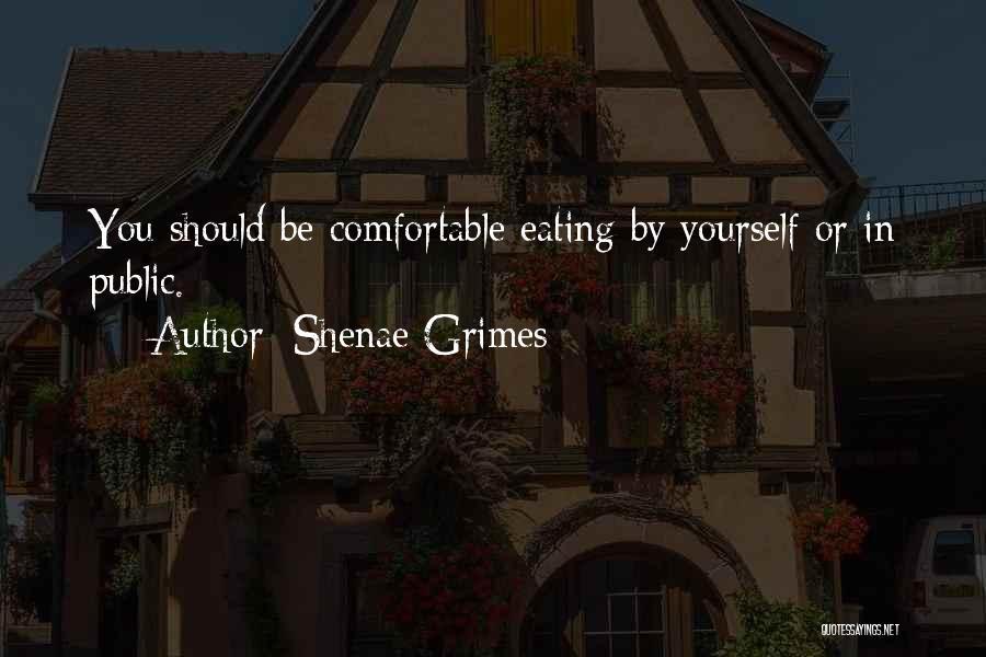 Shenae Grimes Quotes 1022049