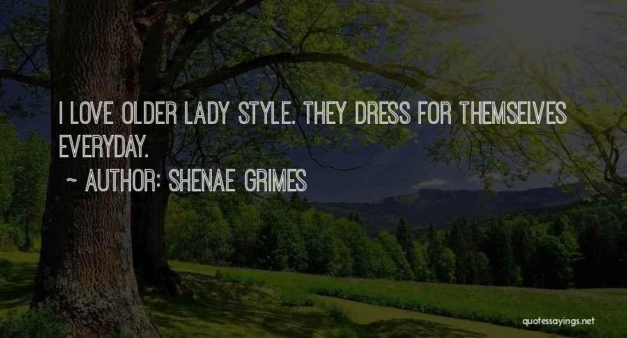 Shenae Grimes Quotes 1795429