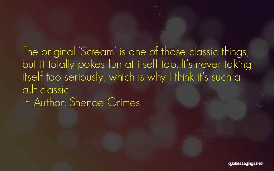 Shenae Grimes Quotes 823268