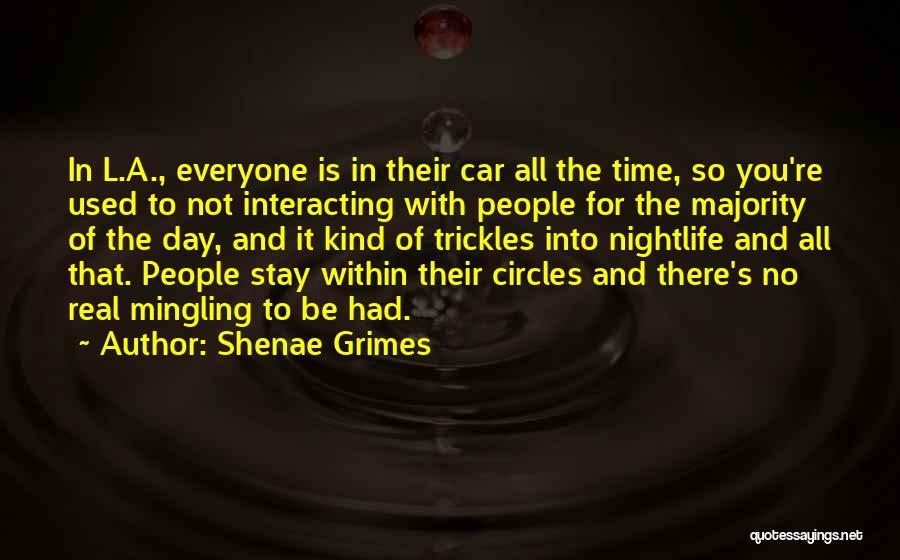 Shenae Grimes Quotes 998960