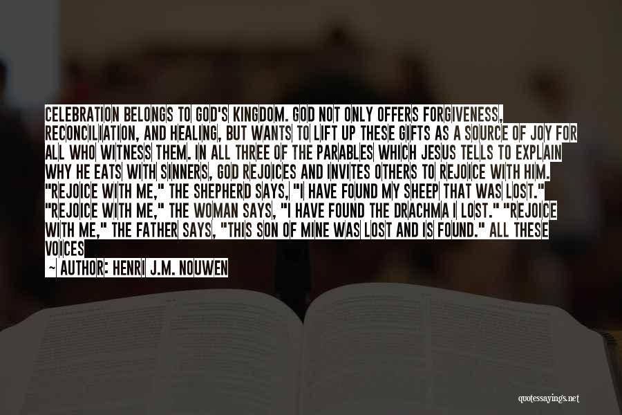 Shepherd And Sheep Quotes By Henri J.M. Nouwen