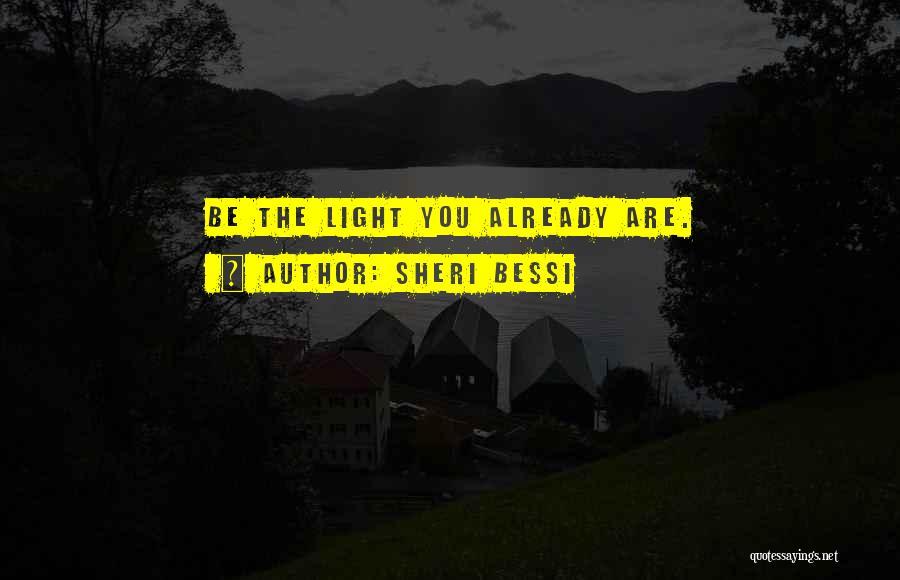 Sheri Bessi Quotes 435232